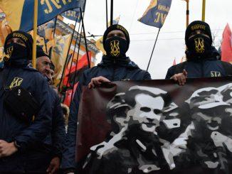 ukraińcy nacjonaliści