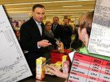 Pamiętacie jak Duda robił zakupy? Powtórzyliśmy je po 4 latach. SZOKUJĄCY wzrost cen!