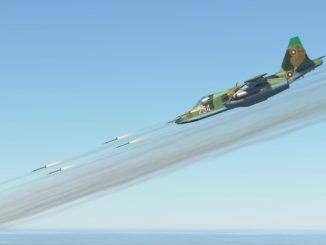 Bułgarskie Su-25