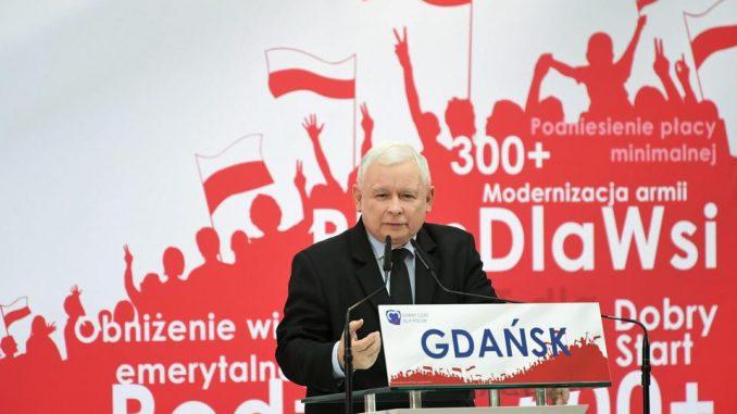 odkrycie Kaczyńskiego