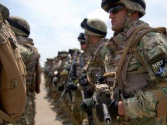 Wojska USA w Donbasie