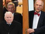 Kaczyński stoczy z Korwinem bój o fotel?