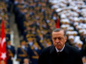wydalenie Turcji z NATO