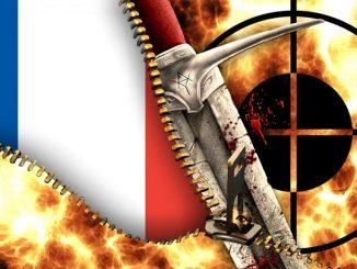 Krwawy atak w Paryżu