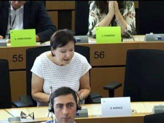 przemowa Kopacz w UE