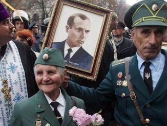 o walce banderowców przeciwko Polakom