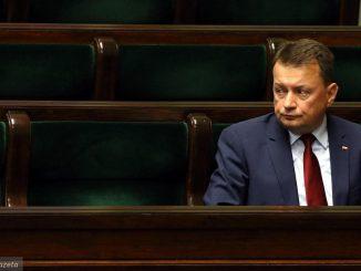 Błaszczak nie będzie ministrem obrony