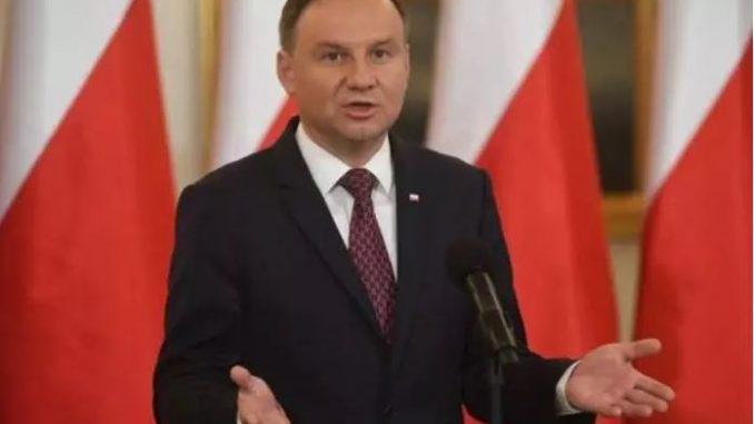 NATO Prezydent Duda