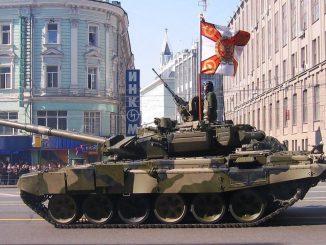 Rosyjskie czołgi pod Krakowem i Warszawą