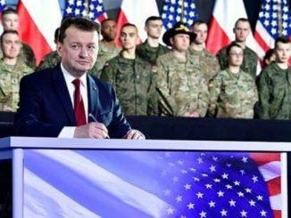 o żołnierzach USA w Polsce Zdrada
