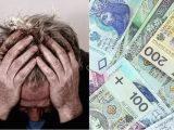 Długi Polaków rosną w REKORDOWYM tempie. Dziura w portfelu jest coraz większa [GRAFIKA]