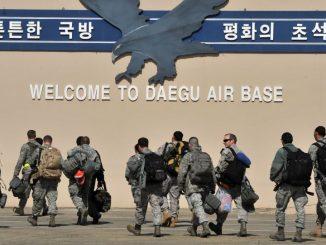 Japonia nie chce amerykańskich żołnierzy