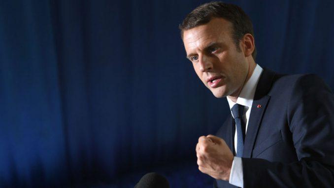 Macron przeraża Polskę