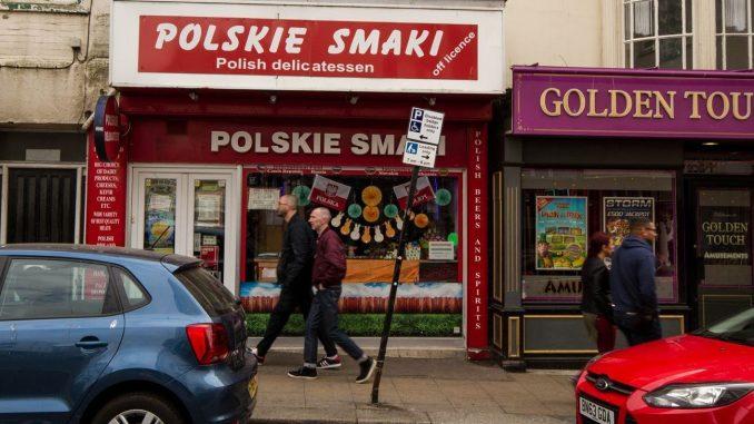 Polonii w Londynie
