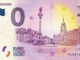 Euro w Polsce. Powstał banknot o nominale… 0 euro