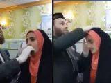 """""""I nie opuszczę Cię, póki Cię nie zabiję"""". PRZERAŻAJĄCE nagranie z muzułmańskiego ślubu"""