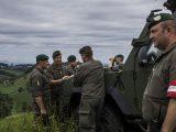 Tragedia w Austrii. Żołnierze wstrząśnięci