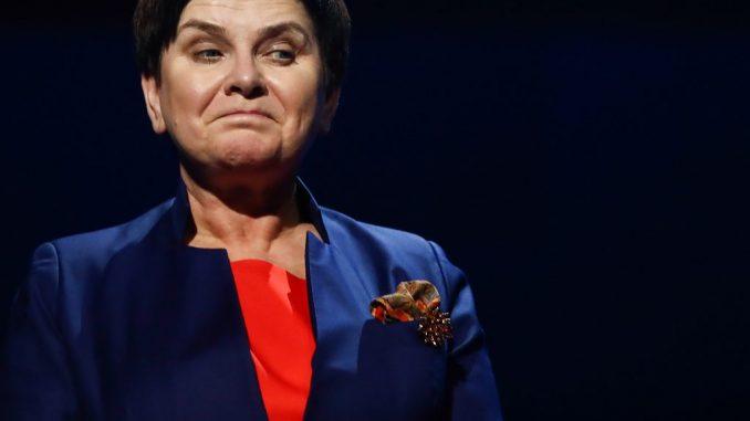 Szydło wściekła na byłego ministra