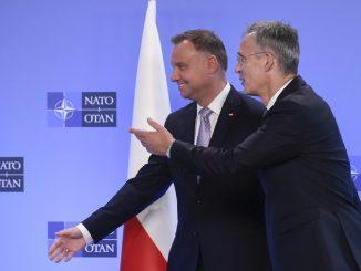 NATO jeszcze istnieje