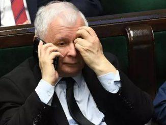 Kaczyński i alkohol