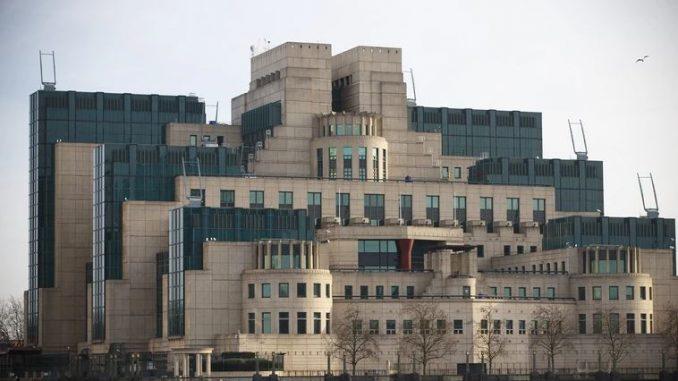 TAJNE dokumenty MI6