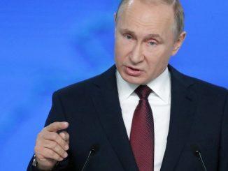 Putin o Polsce