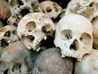 zabijanie Indian ludobójstwo