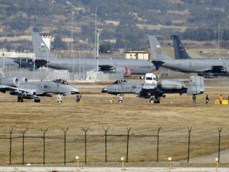 Turcja wojska USA