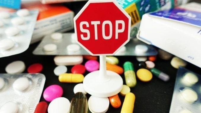 Preparaty medyczne skażone