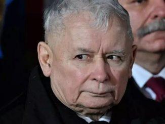 Wyśmiał Kaczyńskiego