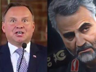 Iran jest już w Polsce