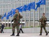 Belgia ubogacona. Wojskowe patrole na ulicach kosztowały już co najmniej 200 milionów euro