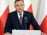 Andrzej Duda: Prezydent Putin rozpowszechnia kłamstwa historyczne