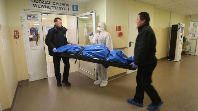 W szpitalu wrze