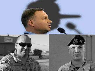 zginął dowódca PKW w Iraku