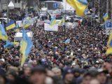 Ukraina: liczbę ludności oficjalnie oszacowano na zaledwie 37,3 mln