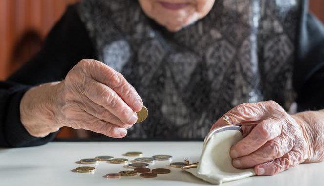 Trzynasta emerytura będzie mniejsza