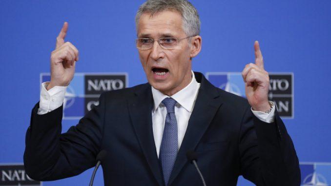 Fałszywy oficer NATO