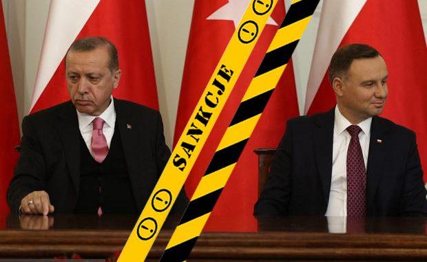 Warszawa sankcji Turcja