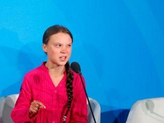 prawda o Grecie Thunberg