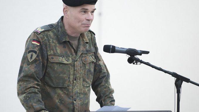 Niemiecki generał Wojsko Polskie