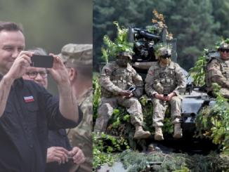 Polacy będą zakładnikami w wojnie