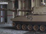 Masowe protesty w Niemczech! Amerykańskie czołgi płyną do Europy. Pierwszy statek już w porcie