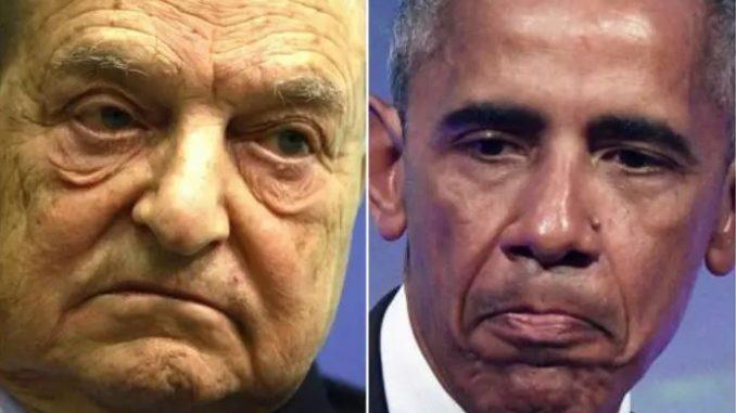 Obama Soros