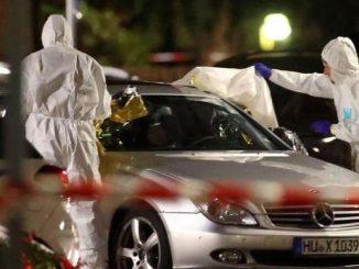 Masakra w Niemczech