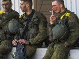 TYLKO U NAS! Skandal!  Nawaleni żołnierze NATO chronią bezpieczeństwo Litwy