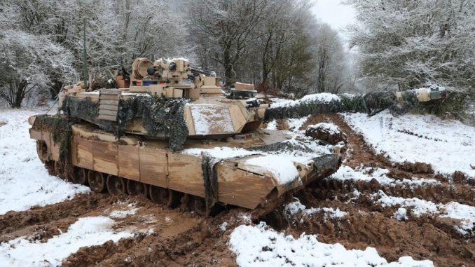 M1 Abrams dla Polski