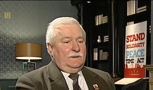Lech Wałęsa nawołuje do buntu