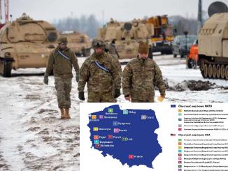 wojska USA w Polsce