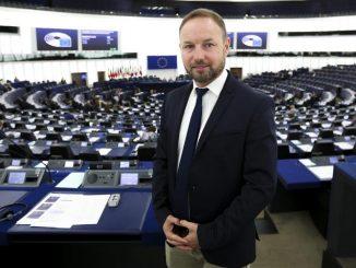Grożą europosłowi